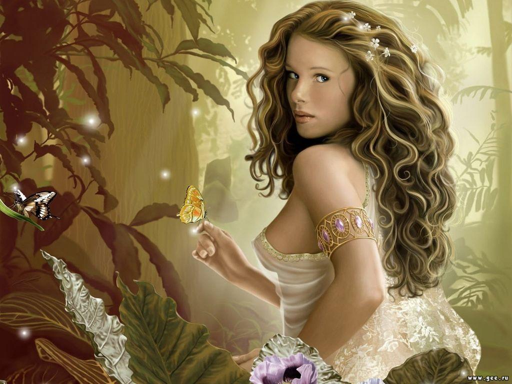 Например, многие девушки Осенью землю удобряют качественным